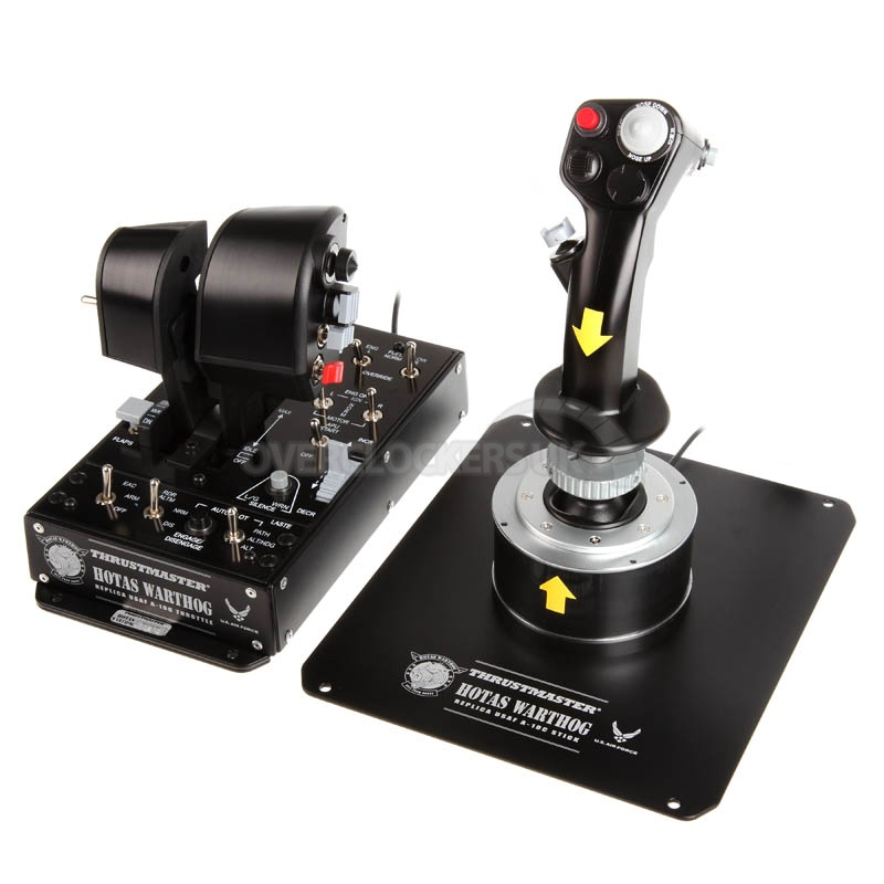 Thrustmaster Flight Controls